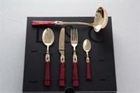 Набор столовых приборов Domus Capri 49 предметов