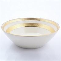 Набор салатников Falkenporzellan Constanza Cream Gold 19 см(6 шт)