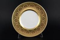Набор тарелок Falkenporzellan Diamond Full Gold 29см(6 шт)