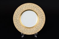 Набор тарелок Falkenporzellan Rialto Creme Gold 21см(6 шт)