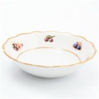 Набор салатников Sterne porcelan Фрукты 16см(6 шт)