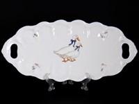 Блюдо для рыбы Queen's Crown Гуси 51 см