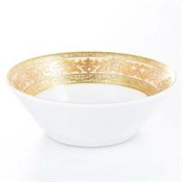 Набор салатников Falkenporzellan Alena 3D Creme Gold Constanza 14 см(6 шт)