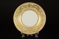 Набор тарелок Falkenporzellan Alena 3D Creme Gold Constanza 17 см(6 шт)