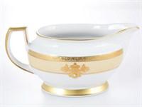 Соусник Falkenporzellan Alena 3D Creme Gold Constanza 0,5 мл
