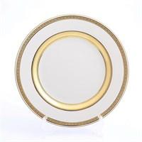 Набор тарелок Falkenporzellan Constanza Cream Gold 27 см(6 шт)