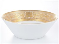 Набор салатников Falkenporzellan Diadem White Creme Gold 14см(6 шт)