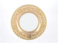 Набор тарелок Falkenporzellan Diadem White Creme Gold 17см(6 шт)