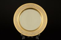 Набор тарелок Falkenporzellan Cream Royal Gold 20см(6 шт)