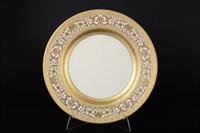 Набор тарелок Falkenporzellan Royal Gold Cream 27см(6 шт)