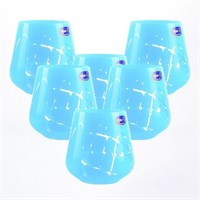 Набор стаканов для воды Crystalex Bohemia 290 мл(6 шт)