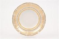 Набор тарелок глубоких 23 см Leander Соната Золотой орнамент (6 шт)