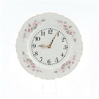 Часы круглые Bernadotte Серая роза золото 27 см