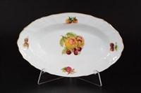 Блюдо овальное Bernadotte Фрукты 24 см