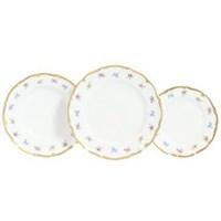 Набор тарелок Queen's Crown 18 предметов