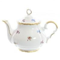 Чайник заварочный Queen's Crown Мелкие цветы 700мл