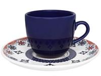 Чайный набор Oxford 12 предметов (6 чашек + 6 блюдец) 180 мл