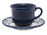 Чайный набор Oxford 12 предметов (6 чашек + 6 блюдец) 200 мл