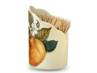 Подставка для зубочисток NUOVA CER Груша 8см
