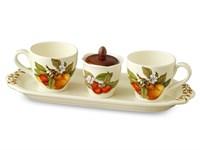 Чайный сервиз NUOVA CER Груша 5 предметов