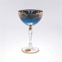 Креманка Art Decor Francesca color blu 250мл