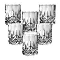 Набор стаканов для виски RCR Opera 300мл (6 шт)