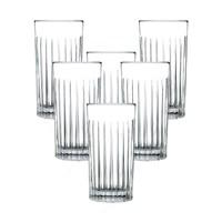 Набор стаканов для воды RCR Timeless 440мл (6 шт)