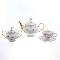 Чайный сервиз Royal Classics Huawei ceramics14 предметов