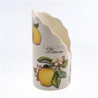 Подставка для стаканчиков NUOVA CER Лимоны 20 см