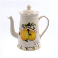 Чайник с крышкой NUOVA CER Лимоны 900мл