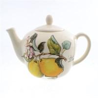 Чайник с крышкой NUOVA CER Лимоны 1л