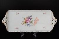 Блюдо прямоугольное Queen's Crown Полевой цветок 40 см
