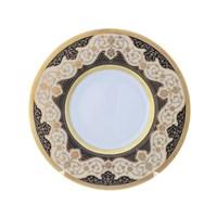 Набор тарелок 22 см Belvedere BLACK Gold