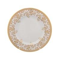 Набор тарелок Falkenporzellan Constanza cream - Sophie Gold 27 см(6 шт)