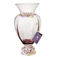 Ваза White Cristal Гранат