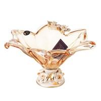 Фруктовница White Cristal Янтарь