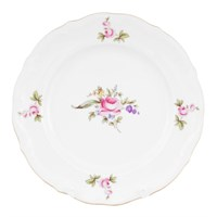 Набор тарелок плоских 19 см Repast Мейсенский букет( 6 шт)