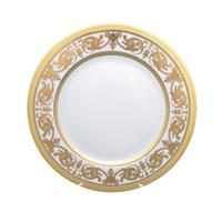 Блюдо круглое Falkenporzellan Imperial White Gold 32 см