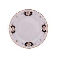 Набор тарелок Bernadotte Синий глаз 21 см(6 шт)