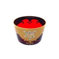 Набор стопок для водки Bohemia Лепка красная 60мл (6 шт)