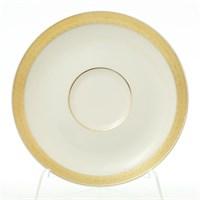 Набор блюдец Falkenporzellan Cream Gold 3064 15см (6 шт)
