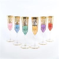 Набор фужеров для шампанского 6 шт TIMON ADAGIO