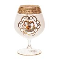 Набор бокалов для бренди Охота белая 250мл(6 шт)