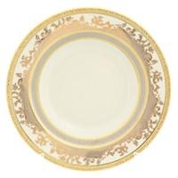 Набор глубоких тарелок Falkenporzellan Cream Gold 23см (6 шт)