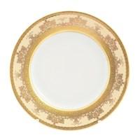 Набор тарелок Falkenporzellan Creme Saphir Gold 17см(6 шт)
