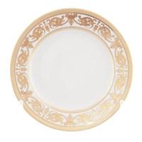 Набор тарелок Falkenporzellan Imperial Cream Gold 21 см(6 шт)