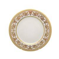 Блюдо круглое Falkenporzellan Imperial Cream Gold 32см