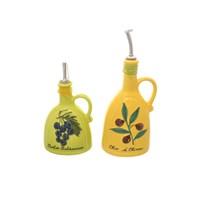Набор бутылок для масла NUOVA CER 2 предмета