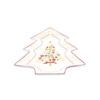 Блюдо Repast Christmas world Multi 26*21 см