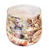 Свеча Adpal Кофе высота 7 см, диаметр 8 см